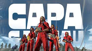 Capa & Tchau (ft Nobru, Cerol, Piuzinho, Maellen, MauMau e FBC) | Free Fire