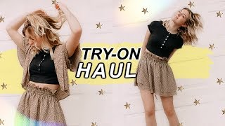 a HUGE princess polly try on haul