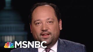 President Trump Reportedly Sounds 'Fatalistic' On Brett Kavanaugh In Private | The 11th Hour | MSNBC