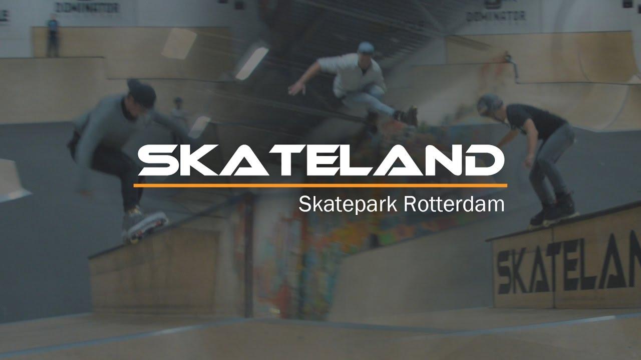 e3a6a3b8e07 Inline only session   Skateland Rotterdam - YouTube