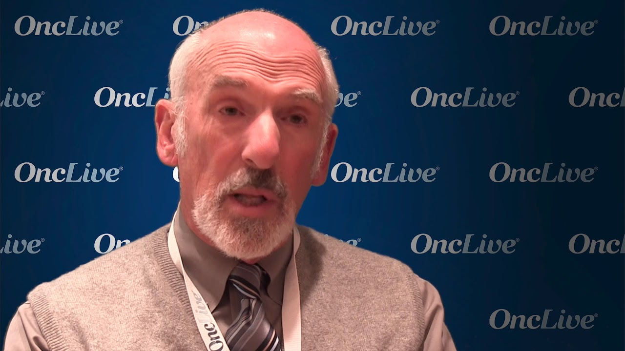 Dr  Wolf on the Treatment of High-Risk Patients With Multiple Myeloma