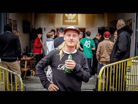 SKATE48:17 Rotterdam Premiere Avond 2017 (Woody Hoogendijk, Tim Zom, Remco Stolze)