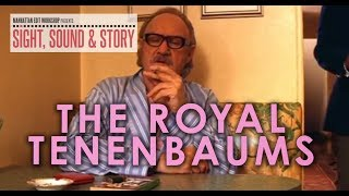 "Editor Dylan Tichenor, ACE on Overlapping Dialogue in ""The Royal Tenenbaums"""