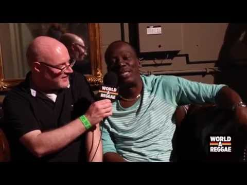 Interview Leroy Sibbles (Heptones), Petrol Club, Antwerp