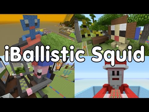 Top 10 Building Time Builds - iBallistic Squid
