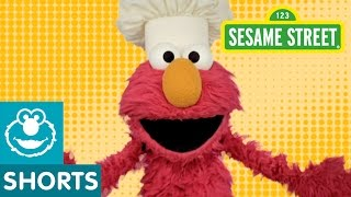 Sesame Street: Elmo's Learning About Cooking