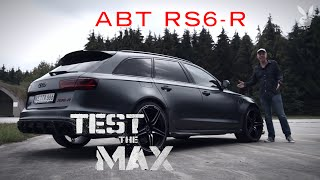 TEST THE MAX: ABT SPORTSLINE RS6-R