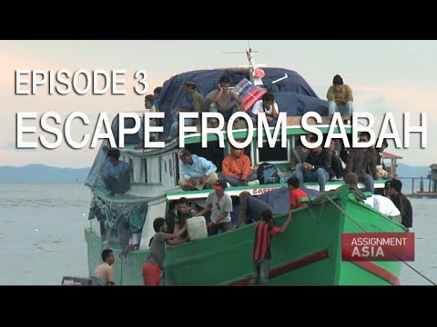 Escape From Sabah