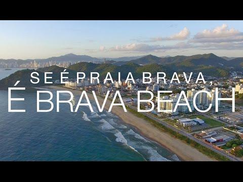 Se é Praia Brava é Brava Beach
