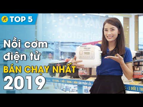 Top 5 nồi cơm điện tử bán chạy nhất năm 2019 • Điện máy XANH