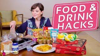 Food & Drink Hacks - Hack It: EP105