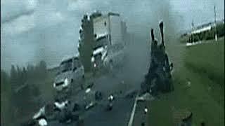 Dangerous Accident Trucks
