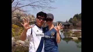 허벌라이프와 함께 2014년 힘찬출발~~!!  프레지던트 허미옥사장인트로^^