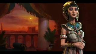 Egypt Theme - Industrial (Civilization 6 OST) | El Helwa Di