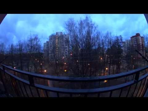 1 hour | Dawn in Ostrava-Poruba, Czech Republic