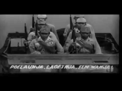 Lagu Indonesia Raya Versi Lawas Pertama Video Hitam Putih Zaman Perjuangan