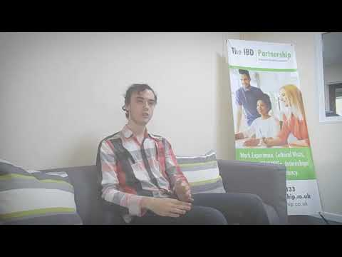 Swedish students tell about their experience with IBD Partnership!