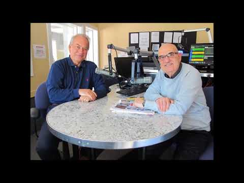 Δρ Ιωαννης Μπουγας στο CFMB - Radio Montréal 1280 AM Μακεδονια ωρα μηδεν