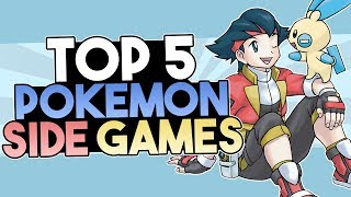 Top 5 Pokemon Side Games/Spin-Offs