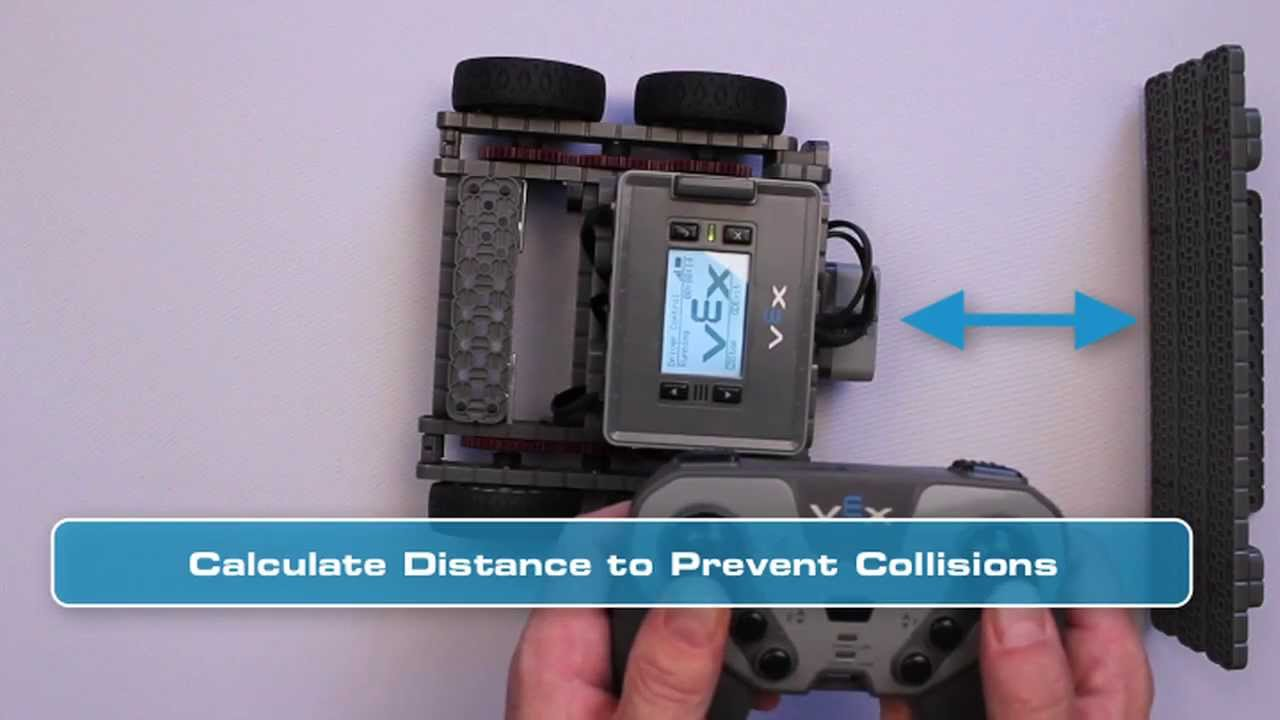 Distance Sensors Robotics