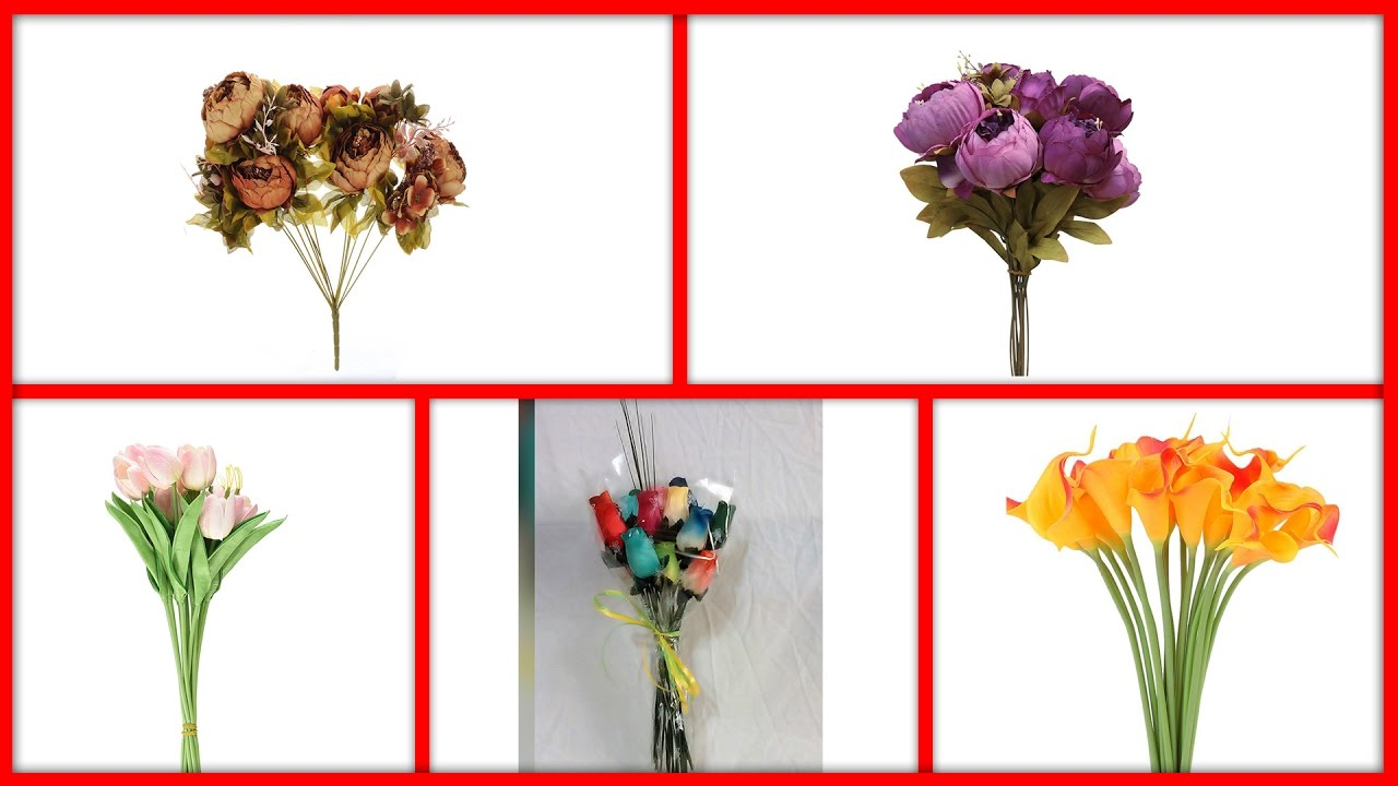 5 Most Popular Cheap Artificial Flowers For Valentine Day