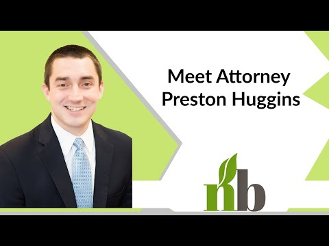 Meet Attorney Preston Huggins | New Beginnings Family Law | Serving The Huntsville Alabama Area