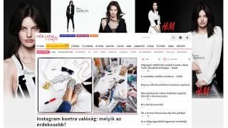 Nők Lapja Café megjelenés Thumbnail