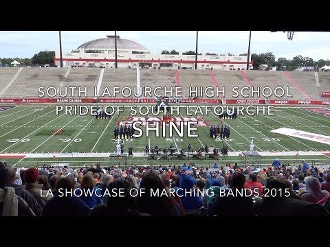 South Lafourche High School...Shine... Showcase 2015