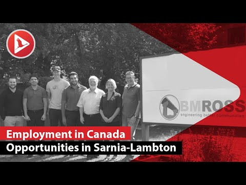 Canada's Sarnia-Lambton Is A Great Place To Live And Work In