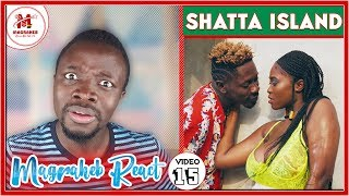 Magraheb Reacts to Shatta Wale 'Island' Music Video || MagrahebTV