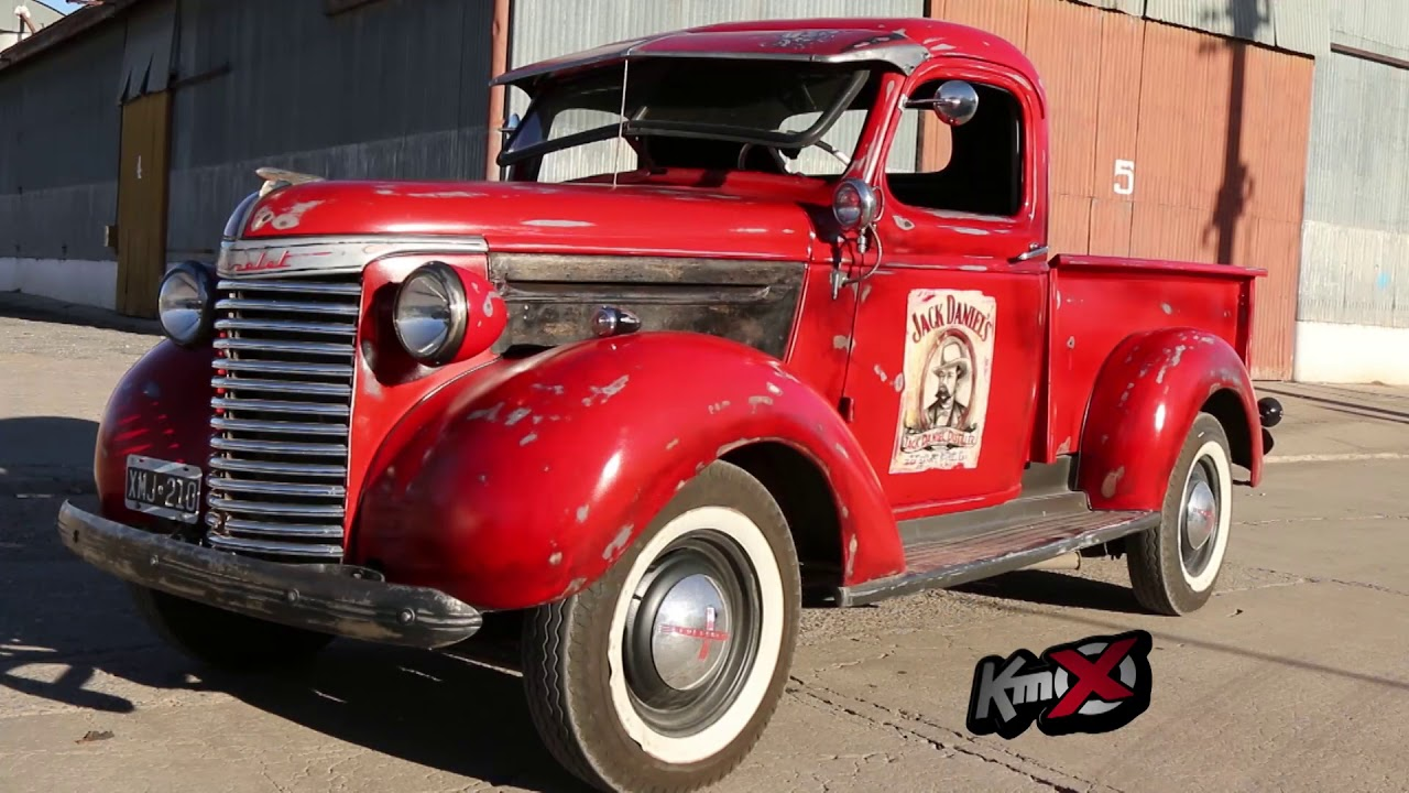 Truck 1940 chevy truck for sale : PICK UP CHEVROLET 1940 By KM X - YouTube