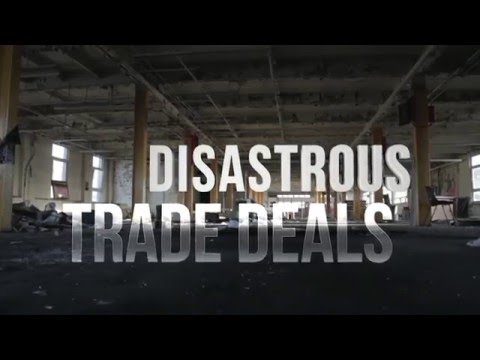 Disastrous Trade Deals | Bernie Sanders
