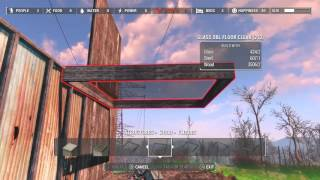 fo4 tall walls and spacers