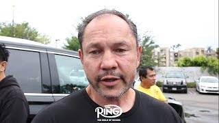 JUSTIN FORTUNE RESPONDS TO PACQUIAO NOT GETTING DRUG TESTED & THURMAN BETTING 10K ON KO
