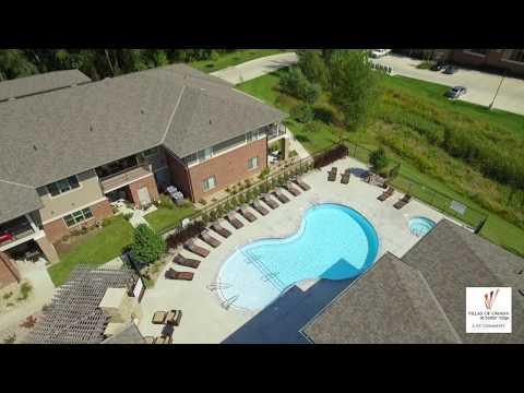West Omaha luxury living at Villas of Omaha at Butler Ridge