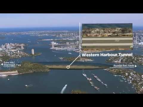 Sydney Western Harbour Tunnel