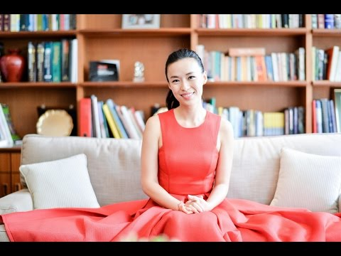 Rebecca Lim interview on health fitness and Hot Yoga