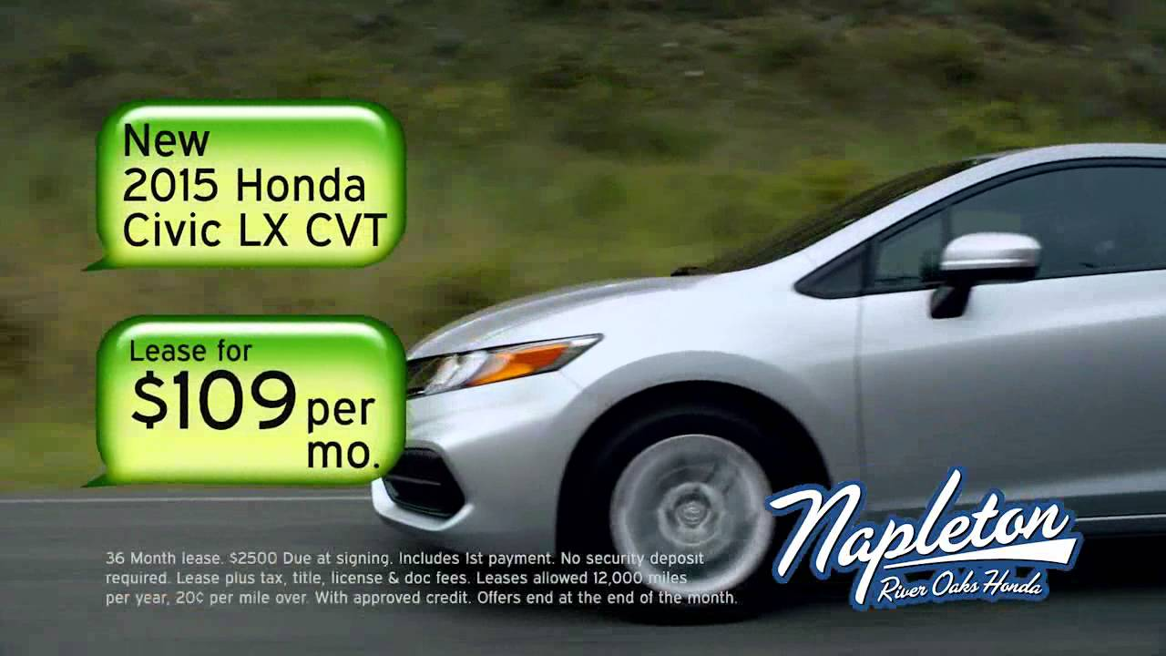 Napleton River Oaks Honda Facebook Check-in - YouTube