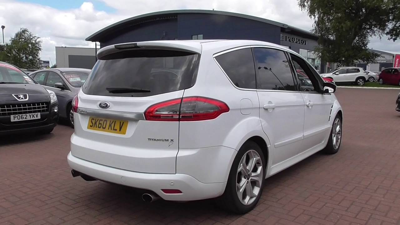 ford s max 2 0 ecoboost 240 titanium x sport 5dr powershift u13704 youtube. Black Bedroom Furniture Sets. Home Design Ideas