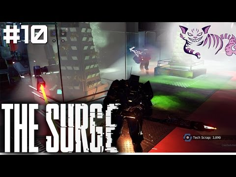 The Surge Walkthrough - Part 10 - Research And Development And Regrets