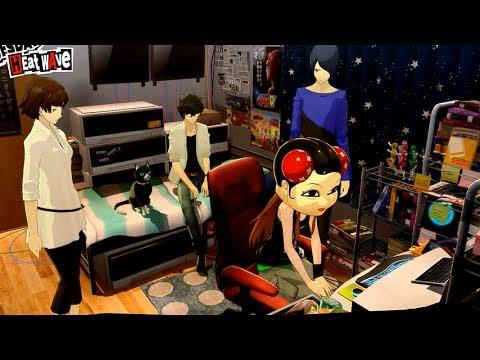 Persona 5 - Futaba's Rehabilitation