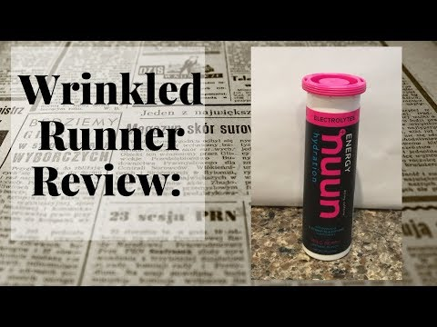 NUUN Hydration Tablets Review
