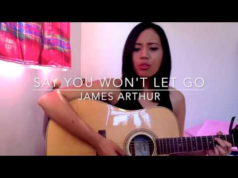Melisa Camba - Say You Won't Let Go