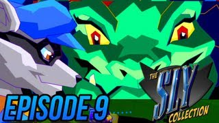 Sly Cooper and the Thievius Raccoonus (HD Collection) - Episode 9