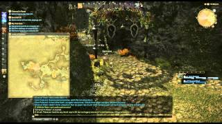 FFXIV: Gridania City Quest - Covered in Roses