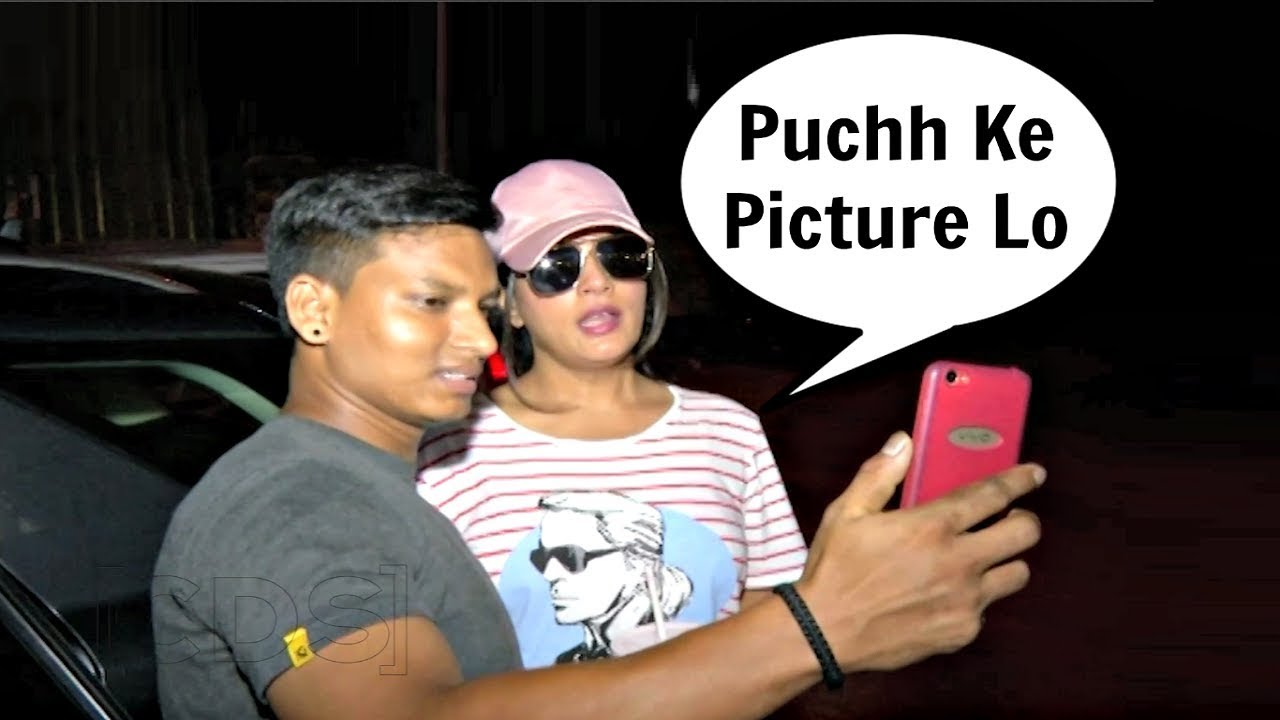 Richa Chadda Gets Angry On Fan For Clicking Selfie Without Asking Permission