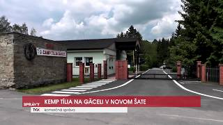Kemp Tília Gäceľ - wellness, ubytovanie, stravovanie, Dolný Kubín, Orava, 2017