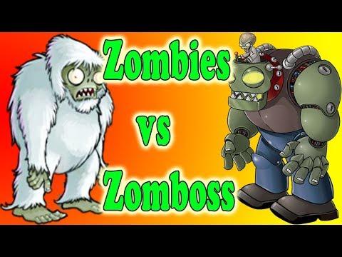 Plants Vs Zombies Hack - Zombie Yeti  Vs Dr. Zomboss