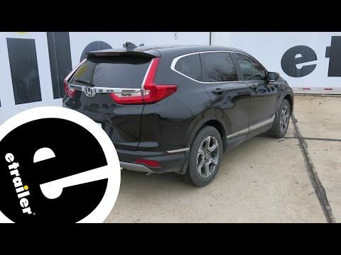 Best 2019 Honda CR-V Trailer Hitch Options - etrailer.com