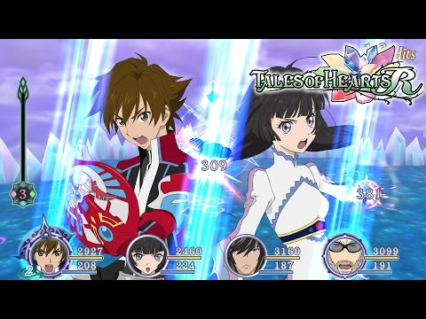 Tales of Hearts R - Launch Trailer